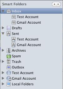 Smart Folder View